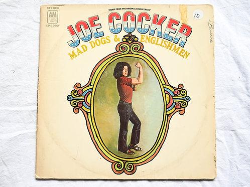 JOE COCKER -  Mad Dog & The Englishman
