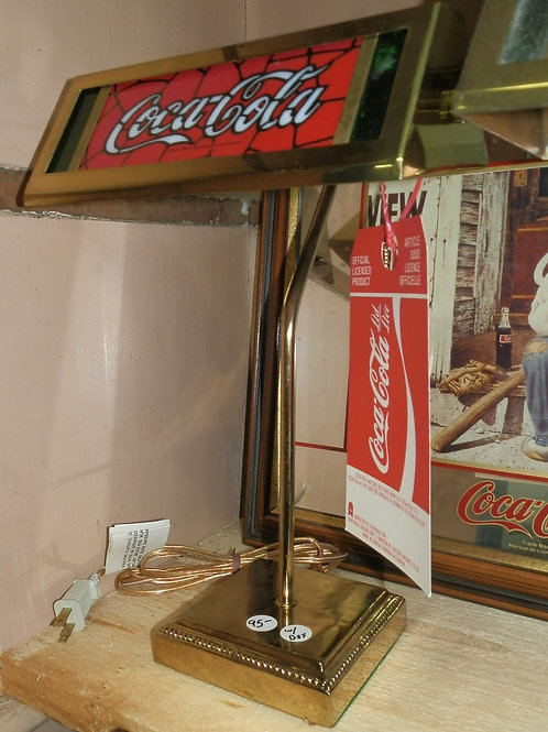 COCA-COLA MERCHANDISE & COLLECTIBLES