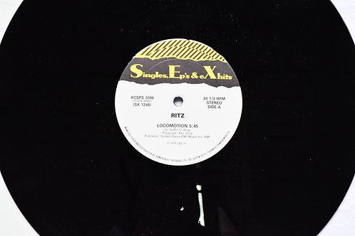 RITZ - Locomotion