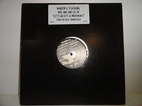 Warren G / N.W.A. – LET'S GO / FUCK THA POLICE