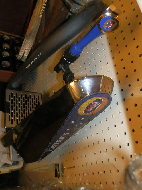 FOSTER BEER TAP new
