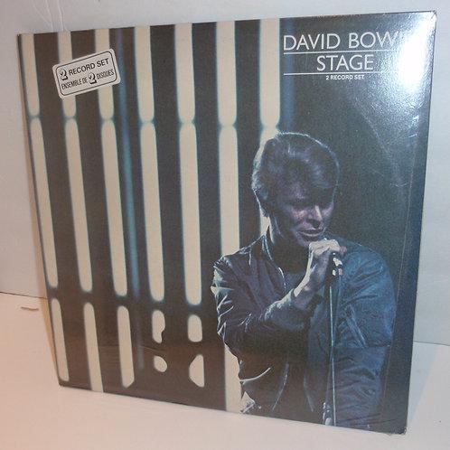 David Bowie - Stage (Sealed) Vintage Vinyl Copy