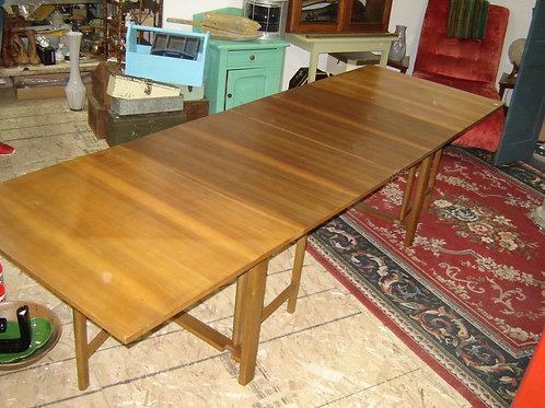 Bruno Mathsson INSPIRED MARIA DROP LEAF TEAK TABLE