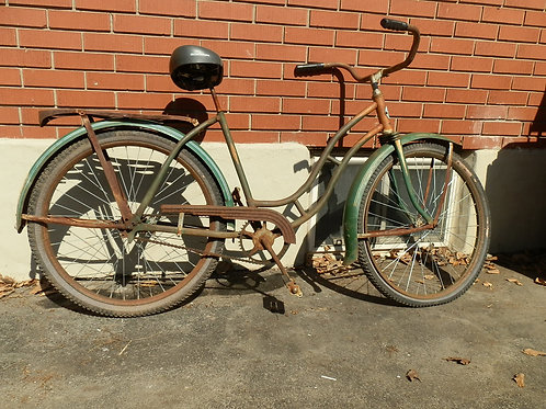 VINTAGE PROJECT BICYCLE Royal Flyer