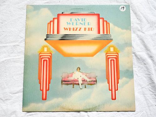 David Werner WHIZZ KID