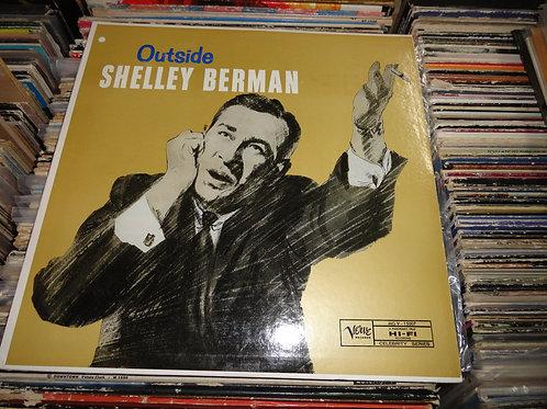 OUTSIDE - SHELLEY BERMAN Signed/Autographed NM 1959