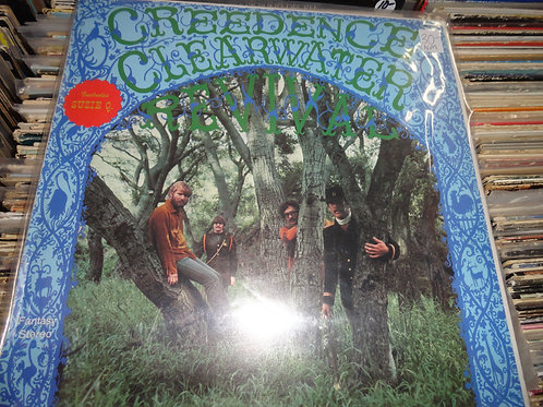 CCR Creedance Clearwater Revival - DEBUT 1st