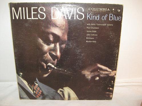 MILES DAVIS ~ Kind of Blue