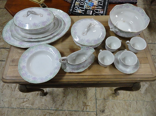 1880's Doulton China Misc. Pieces