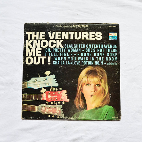 THE VENTURES ~ Knock Me Out!