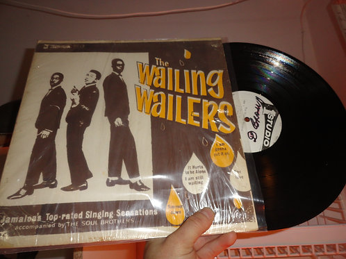 THE WAILING WAILERS STUDIO ONE S001