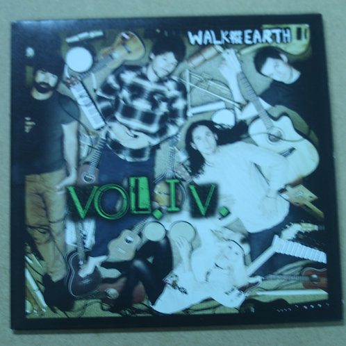 WALK OFF THE EARTH VOLUME IV
