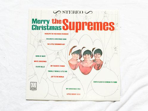 THE SUPREMES ~ MERRY CHRISTMAS