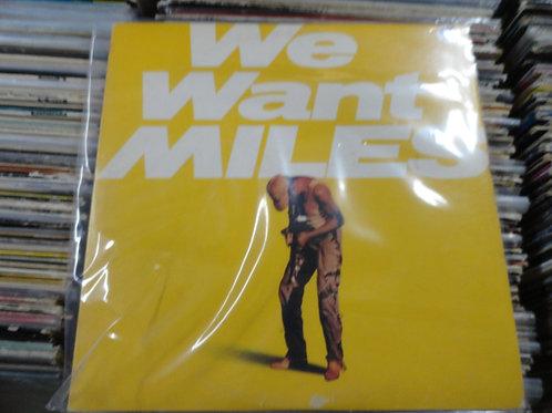 MILES DAVIS We Want Miles