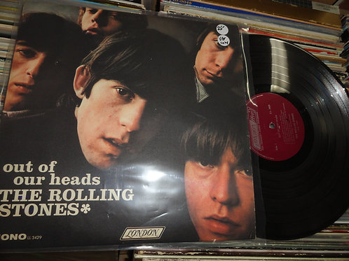 ROLLING STONES out of our heads MONO