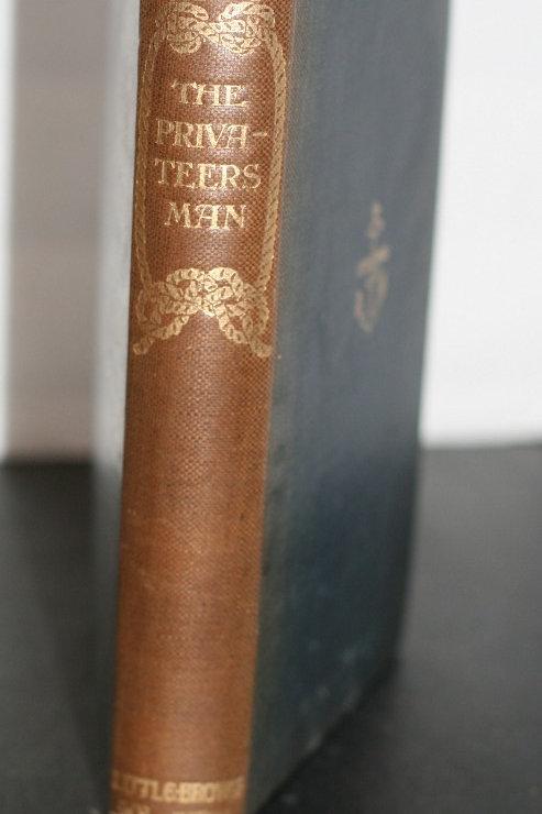 CAPTAIN MARRYATT The Privateersman #225/750 Rare
