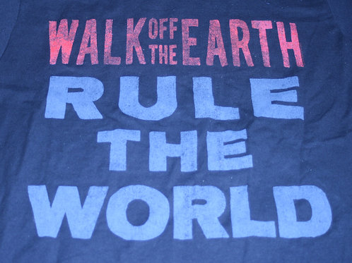 WALK OFF THE EARTH -RULE THE WORLD Black