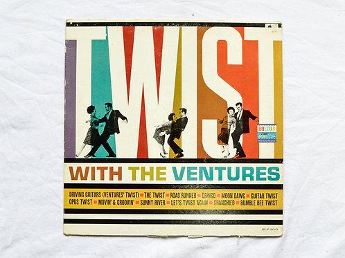 THE VENTURES ~ TWIST WITH