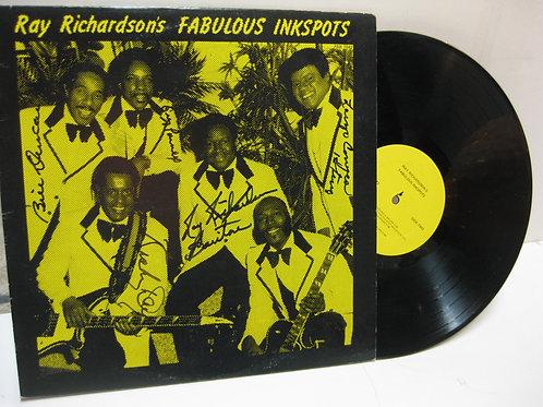 Ray Richardson's FABULOUS INKSPOTS