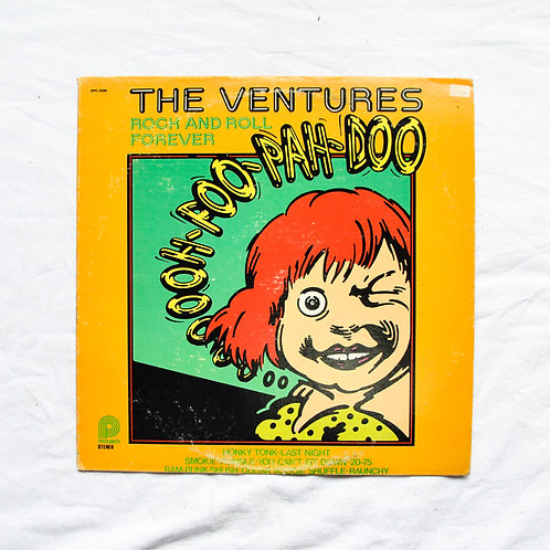 THE VENTURES ~ ROCK N ROLL FOREVER