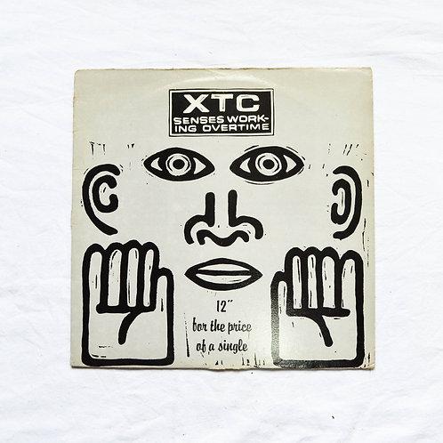 XTC ~ Senses Working Overtime