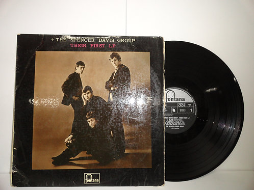 THE SPENCER DAVIS GROUP - THIER FIRST LP