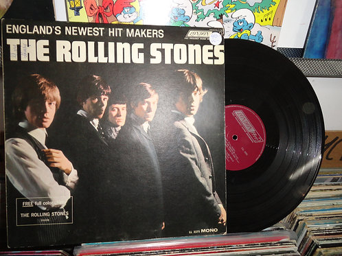 ROLLING STONES 1964 England's Newest Hit Makers MONO