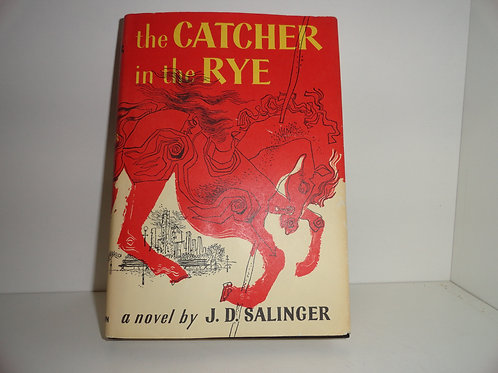 THE CATCHER IN THE RYE BOOK 1st Edition