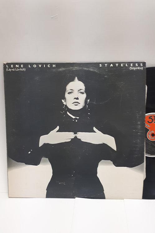 Lene Lovich–Stateless