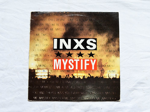 INXS ~ Mystify Me