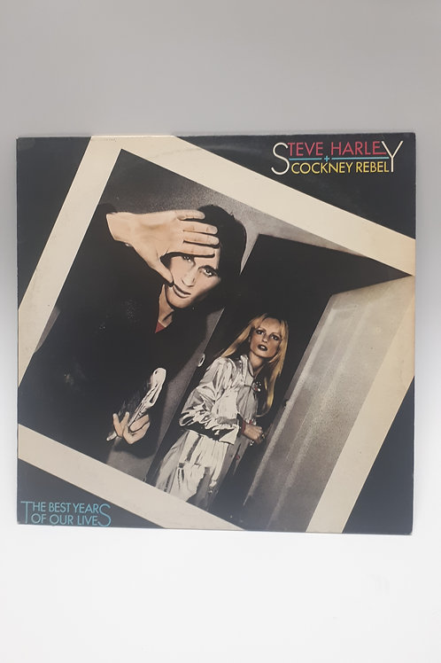 Steve Harley And Cockney Rebel* ‎– The Best Years Of Our Lives