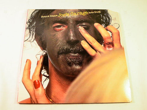 Frank Zappa -Acts II & III Joe's Garage