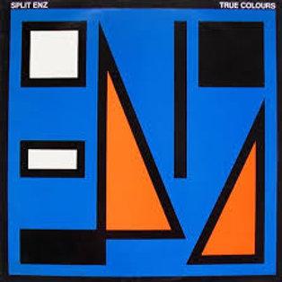 Split Enz - true colour (laser etched vinyl)