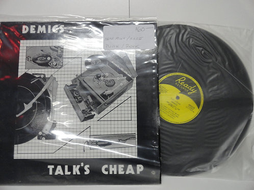 DEMICS - TALK IS CHEAP