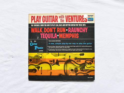 THE VENTURES - LEARN GUITAR WITH