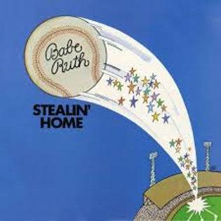 Babe RuthStealin' Home