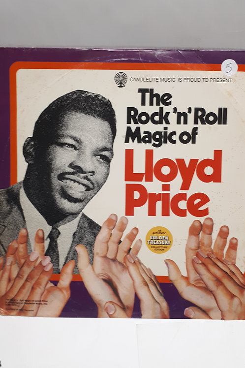 Lloyd Price ‎– The Rock N' Roll Magic Of