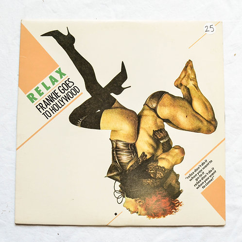 Frankie Goes to Hollywood -RELAX 12""