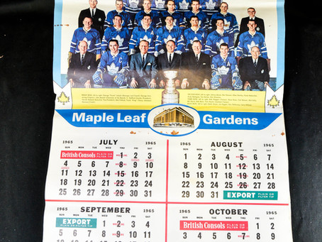 Toronto Maple Leafs = Stanley Cup Champions