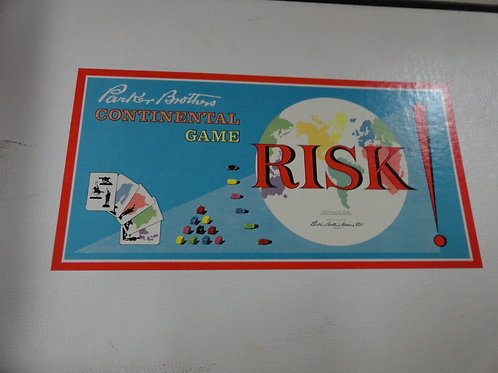 1959 RISK BOARDGAME