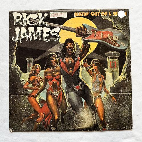 RICKJAMES - Bustin Out of L Seven