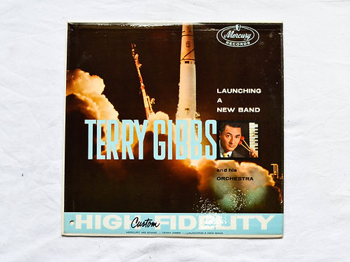 TERRY GIBBS ~ LAUNCHING HIS NEW