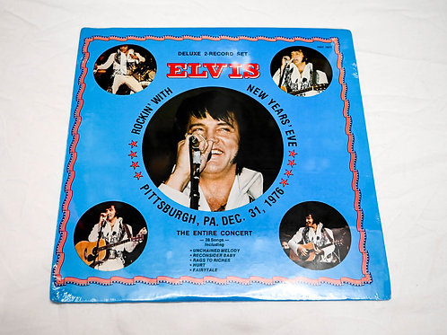 ELVIS Rockin' with New Year's Eve