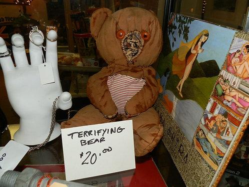 TERRIFYING BEAR