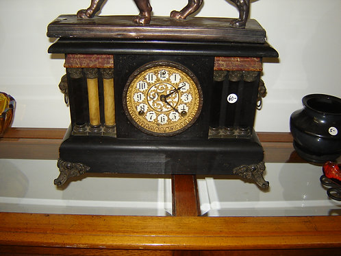 SESSIONS 8-DAY MANTLE CLOCK