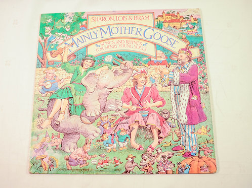 SHARON, LOIS & BRAM - MAINLY MOTHER GOOSE