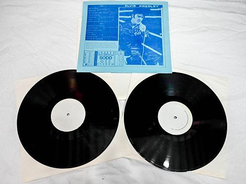 ELVIS PRESLEY Bootleg Double LP SPINDIZZIE