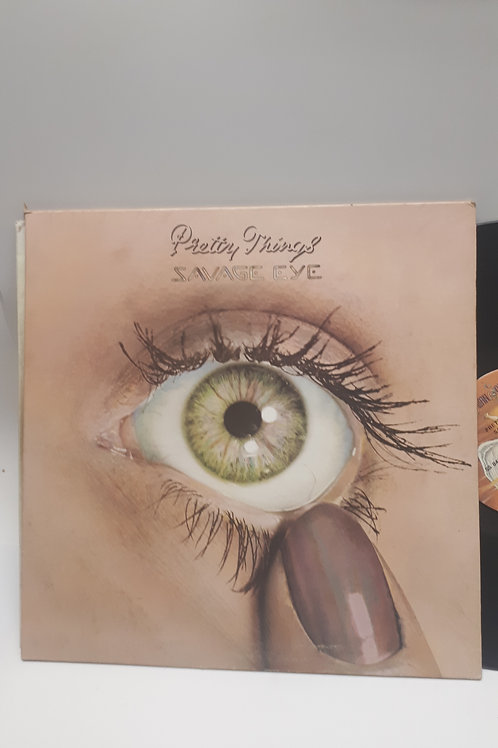 Pretty Things ‎– Savage Eye