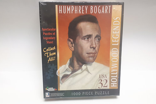 1000 PC JIGSAW PUZZLE -Humphrey Bogart