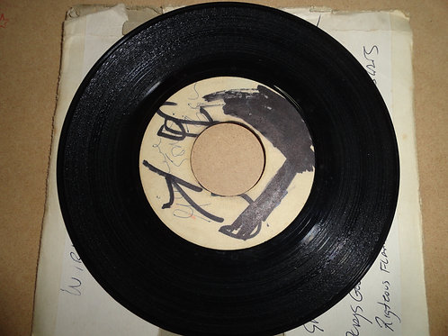 BLANK '45 RECORD PRINCE BUSTER - LET'S GO TO THE DANCE / GIMME SOME SIGN, GIRL